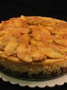 Apple Cinnamon Cheesecake (1)