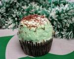 Grasshopper Cupcakes (1)