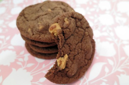 Nutella PB Chip Cookies(2)