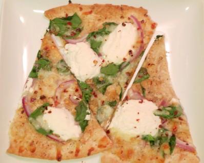 White Pizza 2
