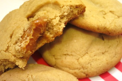 Apple Cider Caramel Cookies2