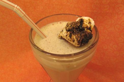toasted marshmallow milkshake2