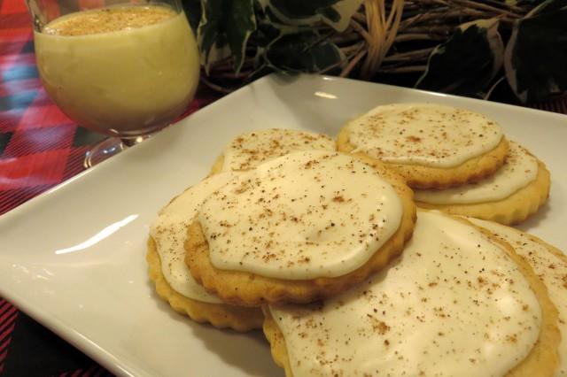 Eggnog Sugar Cookies{1}