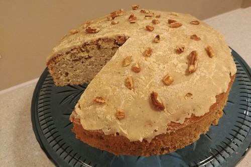 Pear Pecan Cake (4)