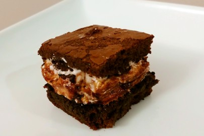 smores brownie 1