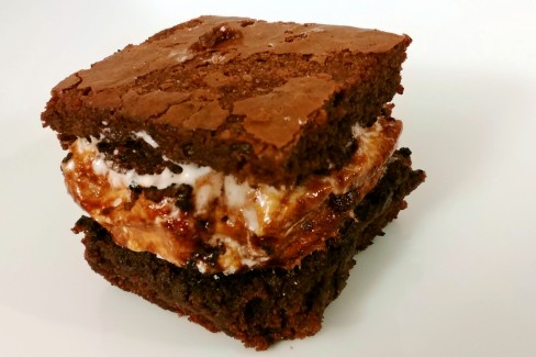 smores brownie 2