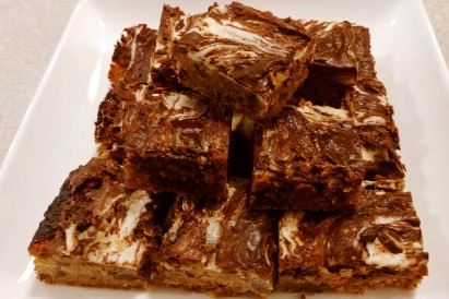 Marshmallow Blondies (2)