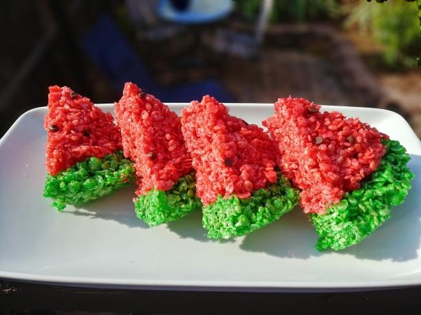 Watermelon Krispie4