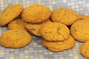 Toffee Bacon cookies (3)