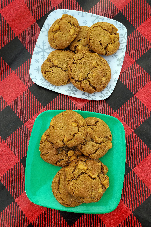 Butterscotch Gingerbread(1)