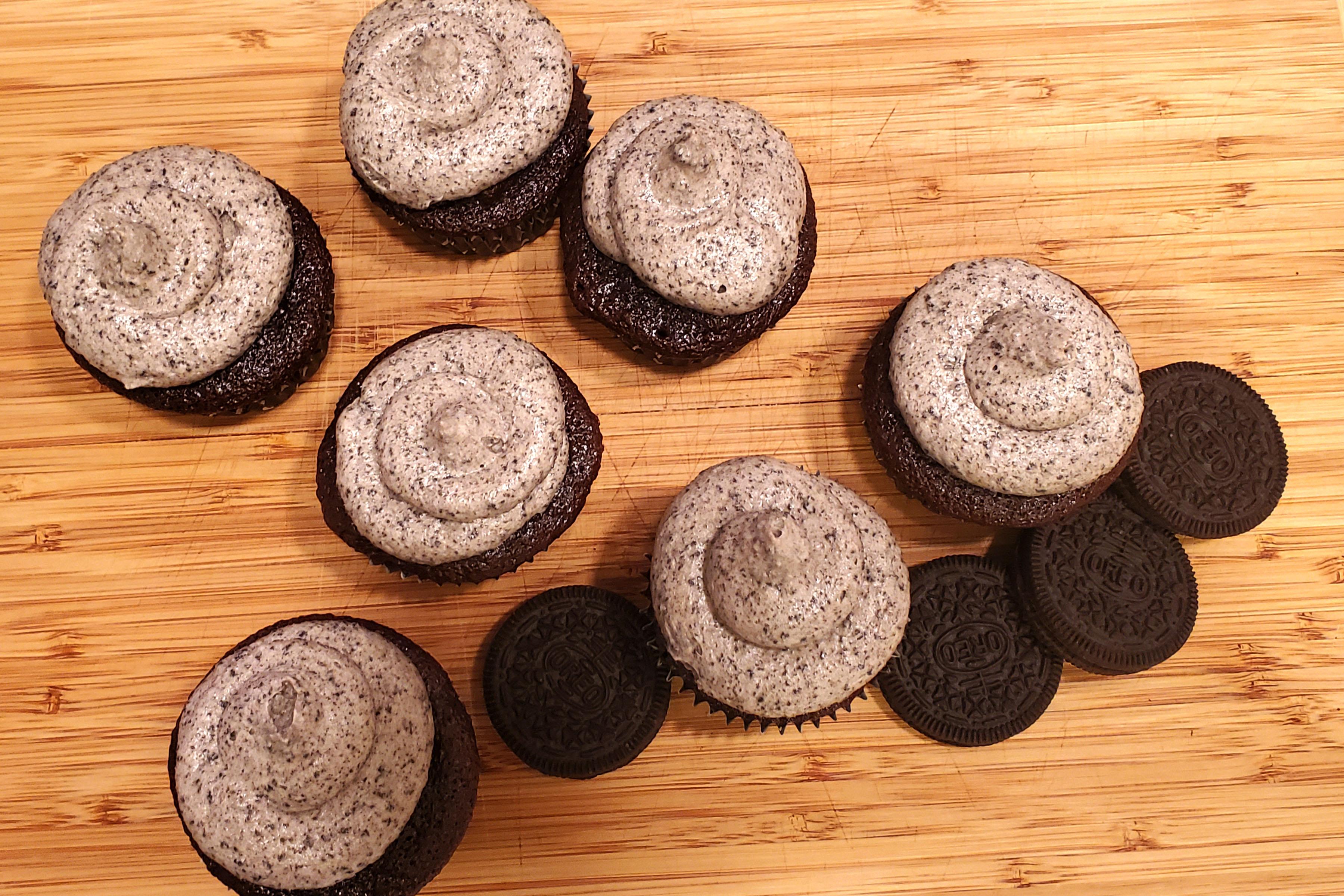 Oreo Cupcakes(1)
